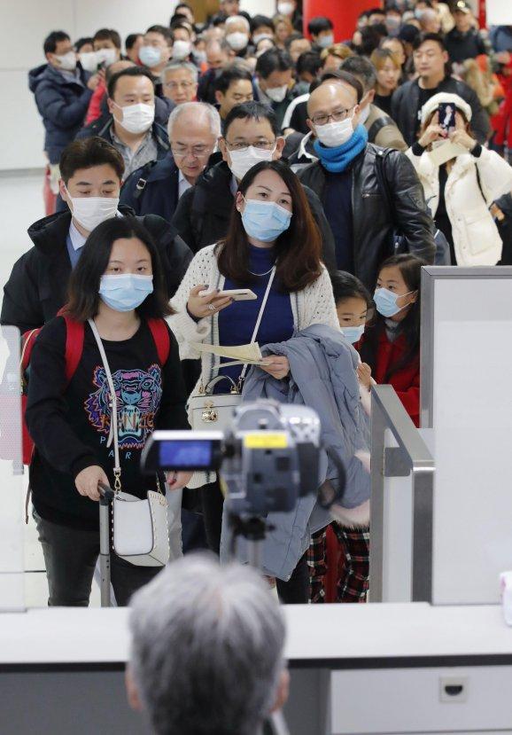 Koronavirüs son olarak Suudi Arabistan'da