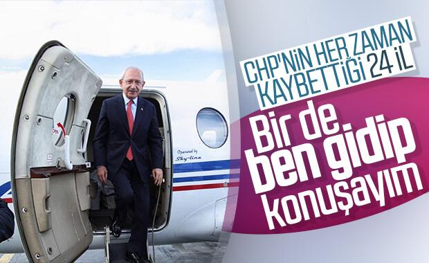 Kemal Kılıçdaroğlu, Türkiye turuna çıkıyor