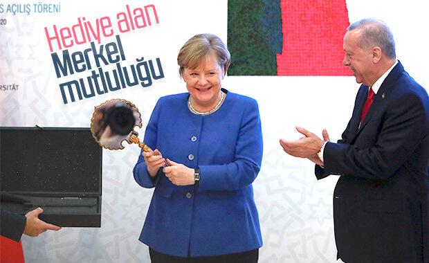 Erdoğan Türk-Alman Üniversitesi töreninde