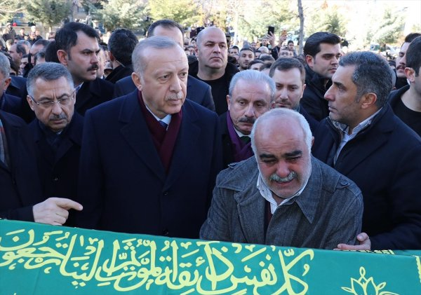 Salih'in hayali Cumhurbaşkanı'nı görmekti