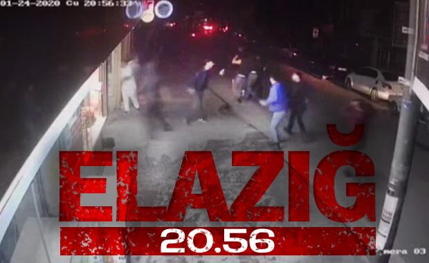 Elazığ'da deprem anında yaşanan panik