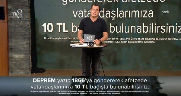Elazığ ve Malatya için Türkiye Tek Yürek oldu
