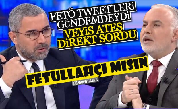 Veyis Ateş'ten Kızılay Başkanı'na FETÖ sorusu