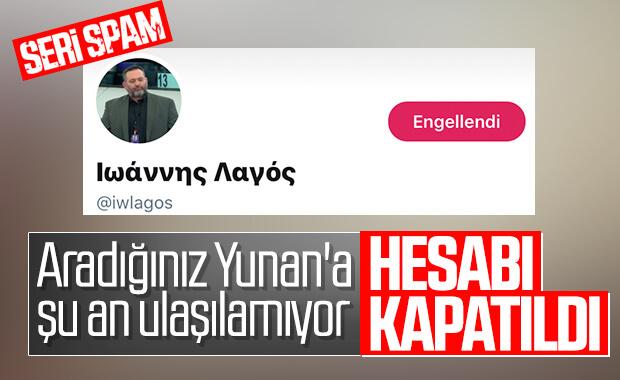Türk bayrağını yırtan Yunan vekile tepkiler