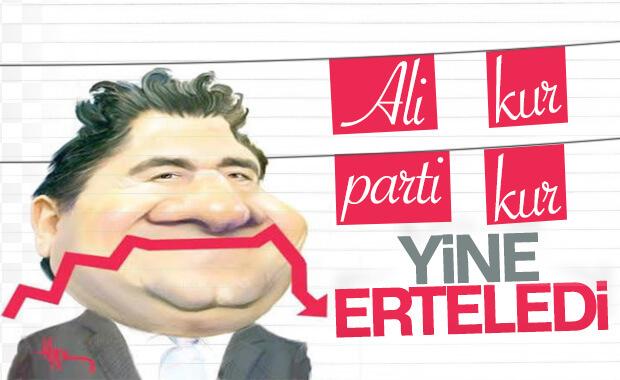 Ali Babacan, partisinin kuruluşunu erteleme kararı aldı