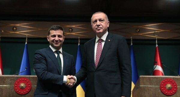 Türkiye Ukrayna ordusuna 200 milyon TL verecek