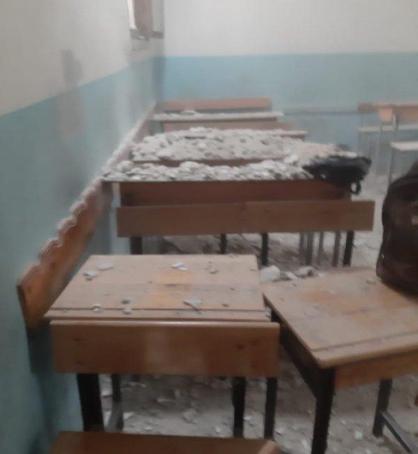 MSB: Terör örgütü PKK/YPG Afrin'e grad füzesiyle saldırdı