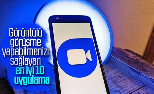 Görüntülü sohbeti destekleyen en iyi 10 mobil uygulama