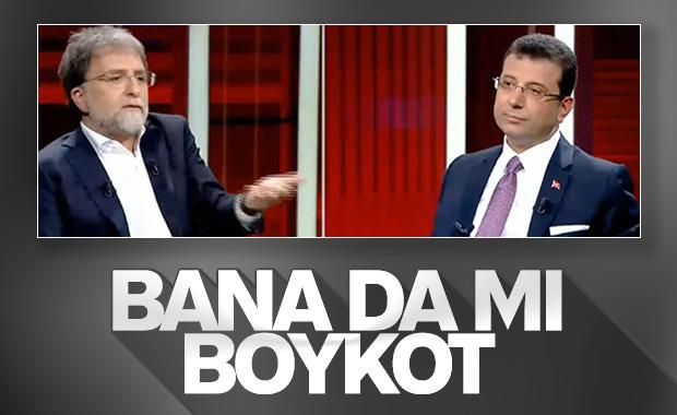 Ekrem İmamoğlu'ndan CNN Türk kararı