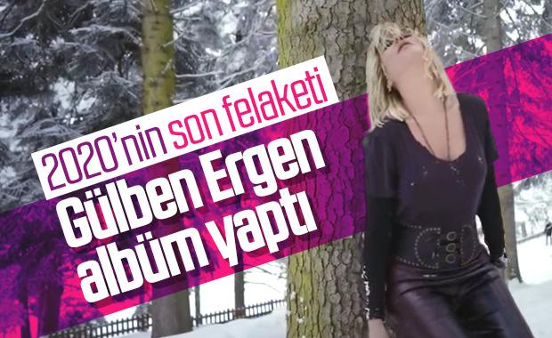 Gülben Ergen yeni albüm yaptı