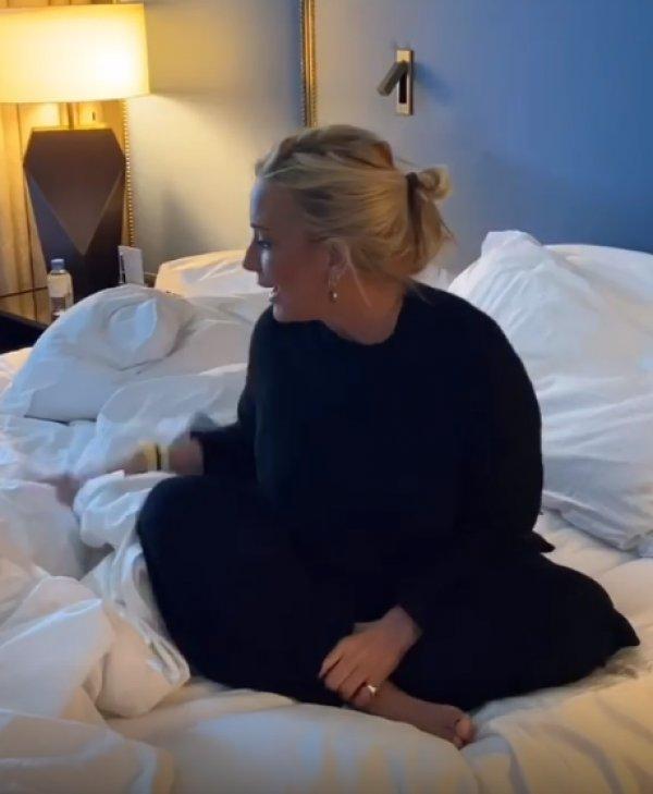 Saba Tümer: David Beckham'la aynı yatakta yattım