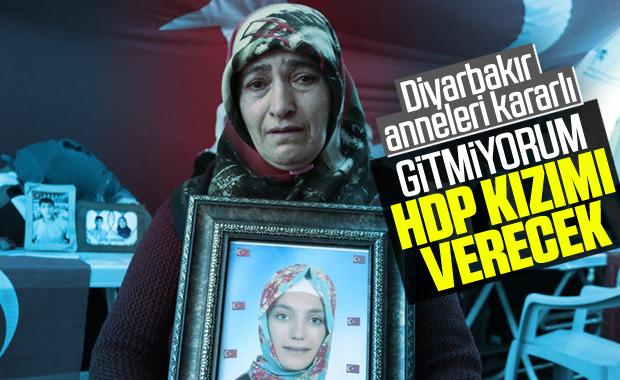 Diyarbakır'daki evlat nöbeti devam ediyor