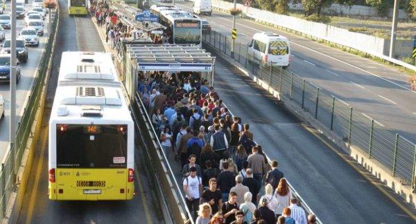Zam sonrası metrobüste kaç durak ne kadar
