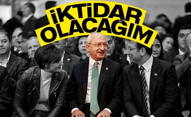 Kılıçdaroğlu: Önümüzdeki süreç, iktidar