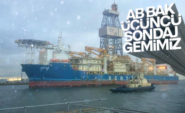 TPAO yeni bir sondaj gemisi satın aldı