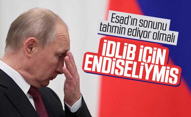 Rusya: İdlib'deki durumdan endişe duyuyoruz