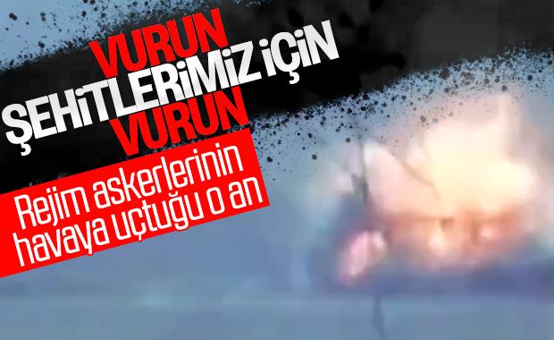 TSK destekli SMO, rejim askerlerini vurdu