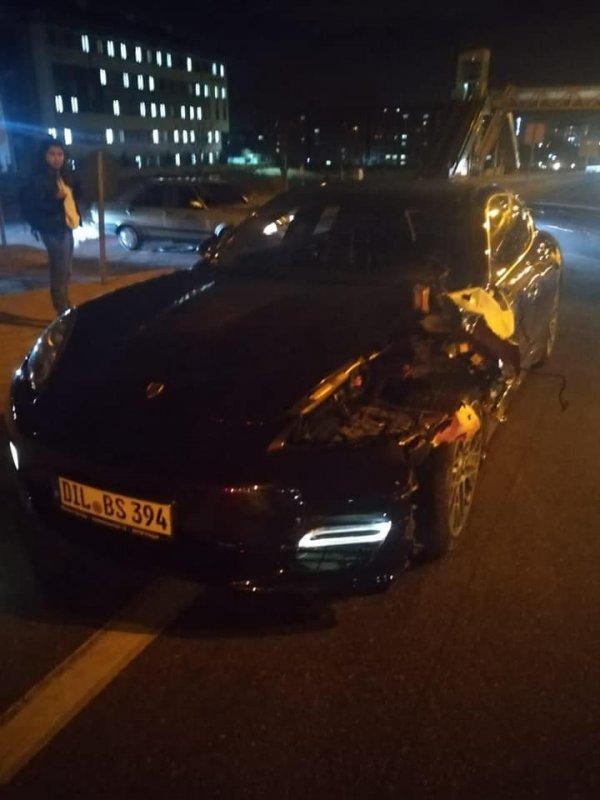 Konya'da otomobil çarpan genç yaşamını yitirdi