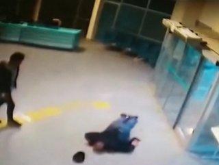 Kağızman'da amcasını öldüren gencin görüntüleri #1