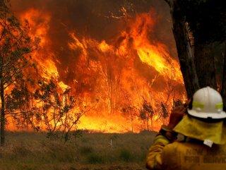 Avustralya'daki yangınlar kontrol altında #1