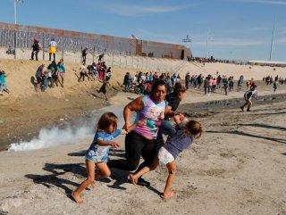 Pentagon 3.8 milyar dolar fonu Meksika duvarına aktaracak #1