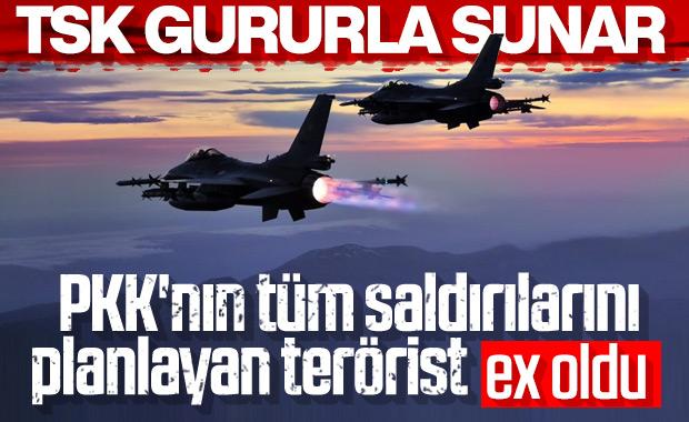 Hakurk'ta 8 terörist öldürüldü