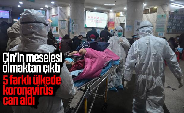 Tayvan'da ilk koronavirüs ölümü gerçekleşti