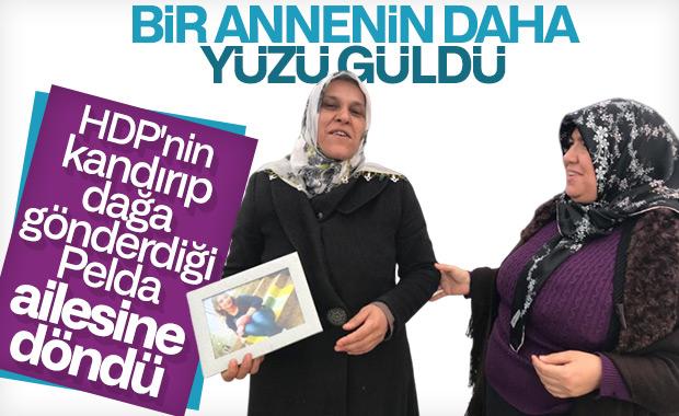 Diyarbakır'da bir anne daha evladına kavuştu