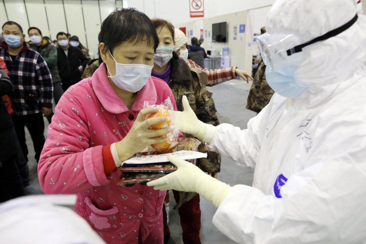Çin'de koronavirüsten ölenlerin sayısı 1775'e çıktı