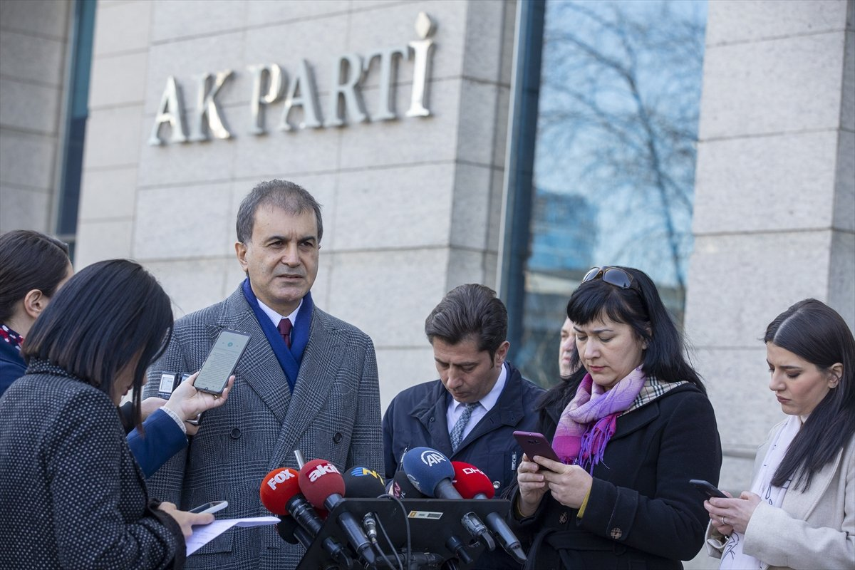AK Parti Sözcüsü: Darbe tartışması lüzumsuz gündem