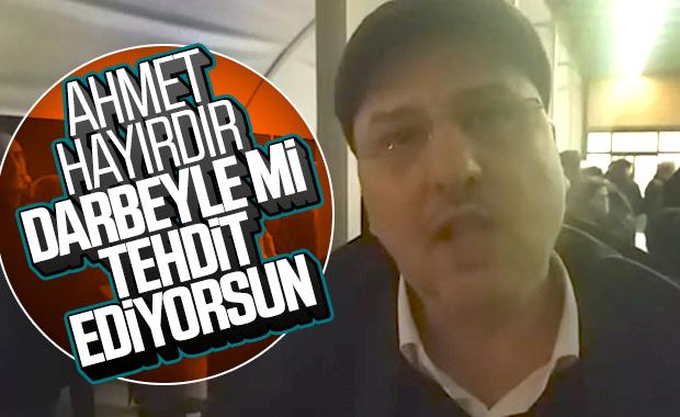 HDP'li Ahmet Şık'tan Kavala yorumu