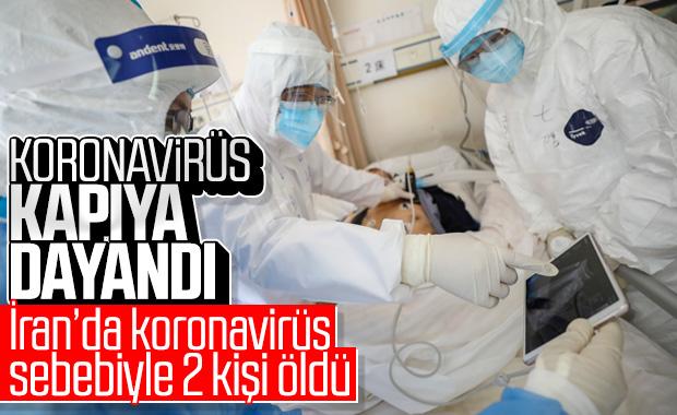 İran'da 2 kişi koronavirüs nedeniyle öldü