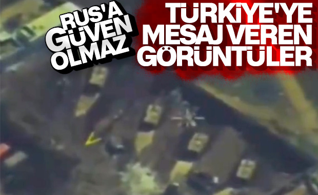 Rusya, Türkiye'nin SMO'ya desteğini görüntüledi