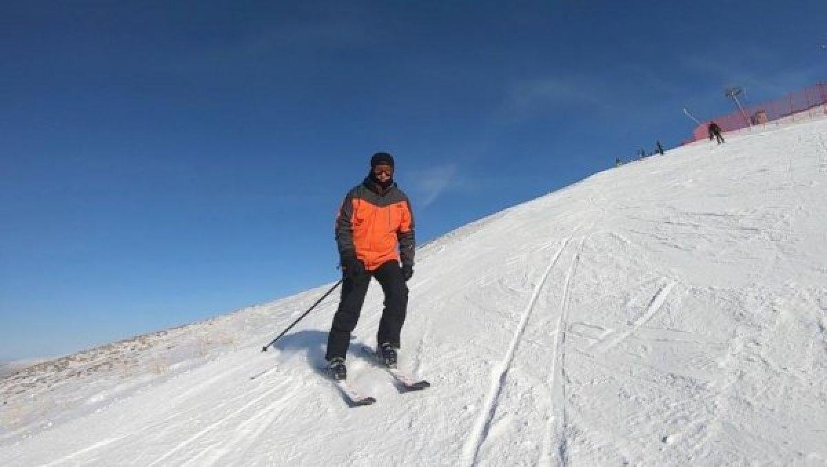 Ekrem İmamoğlu'na kayak tatili soruldu