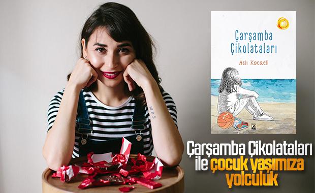 İç sesimizle tanıştıracak sıcacık bir hikâye: Çarşamba Çikolataları