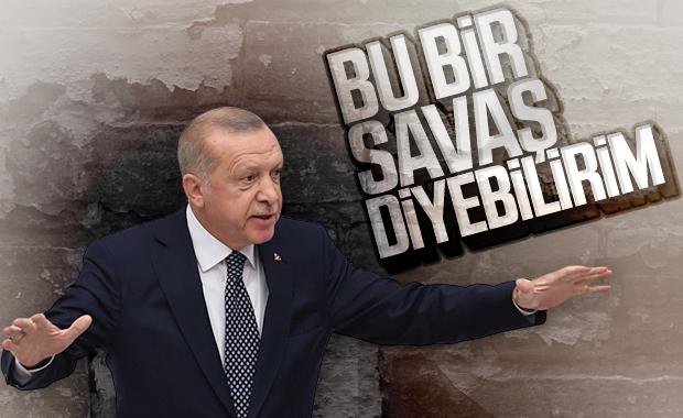 Erdoğan İdlib'deki durumu değerlendirdi