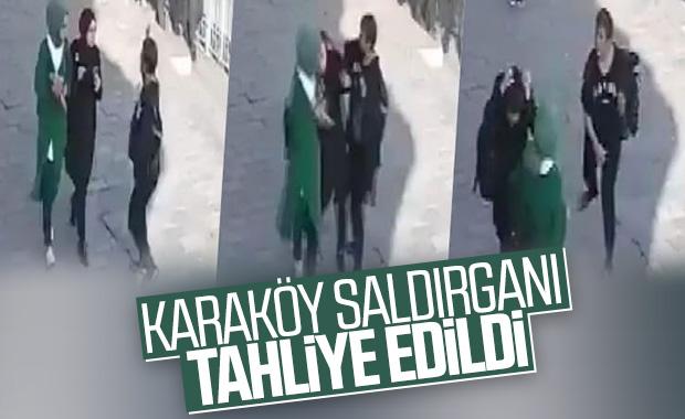 Karaköy saldırganına 2 yıl 9 ay hapis cezası