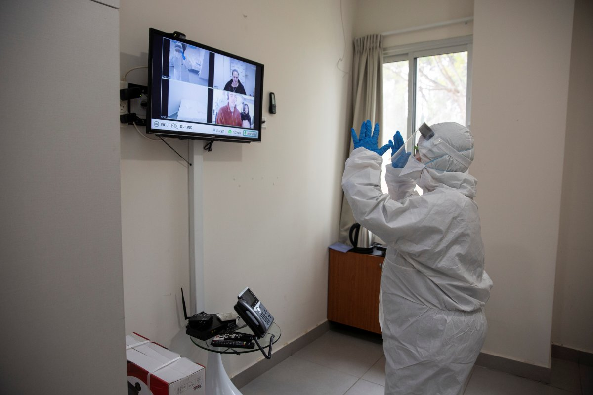 İsrail'de ilk koronavirüsü vakası
