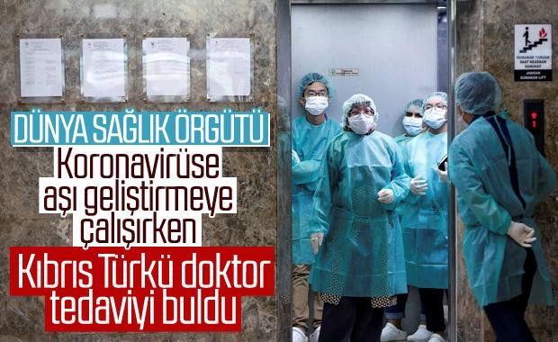 Kıbrıs Türkü bilim insanından koronavirüs tedavisi