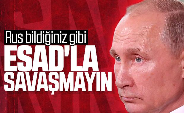 Rusya'dan Türkiye açıklaması: Soçi'ye uyun