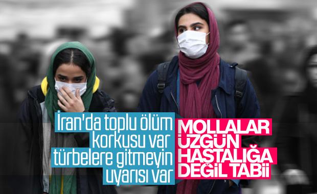 İran'da koronavirüs nedeniyle türbelere gitmeyin uyarısı