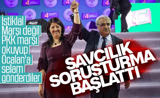 HDP kongresine soruşturma: 15 gözaltı