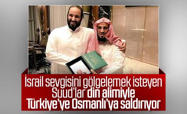 Suudi din aliminden Türkiye'ye suçlamalar