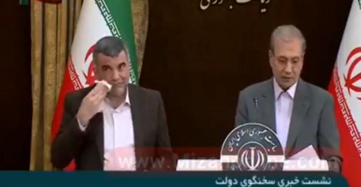 İran Sağlık Bakanı Yardımcısı'nda koronavirüs tespit edildi