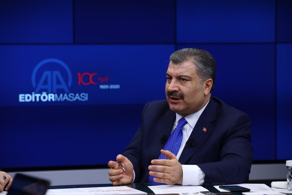 Sağlık Bakanı Koca'dan koronavirüs için uyarılar