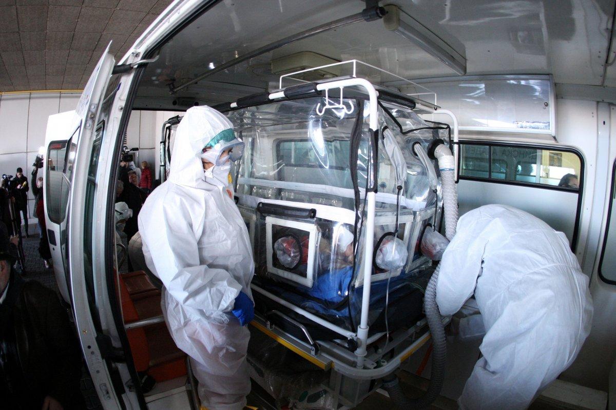Koronavirüs nedeniyle 2 bin 760 kişi hayatını kaybetti