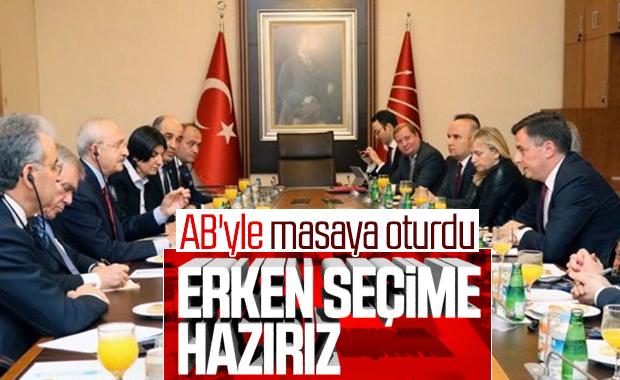Kılıçdaroğlu: Türkiye AB'den uzaklaştı