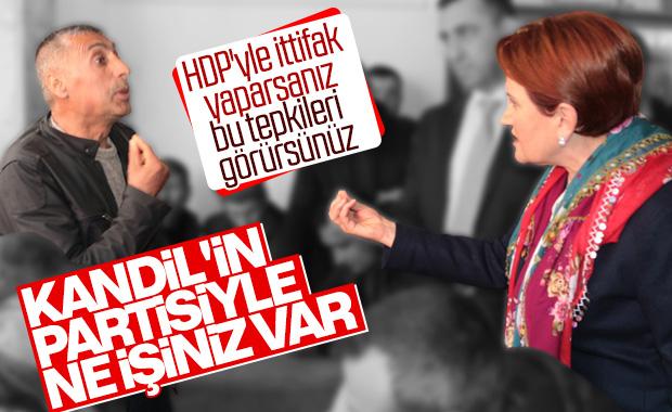 Şehit kardeşinden Meral Akşener'e HDP tepkisi