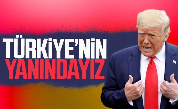 ABD: NATO müttefiki Türkiye'nin yanındayız