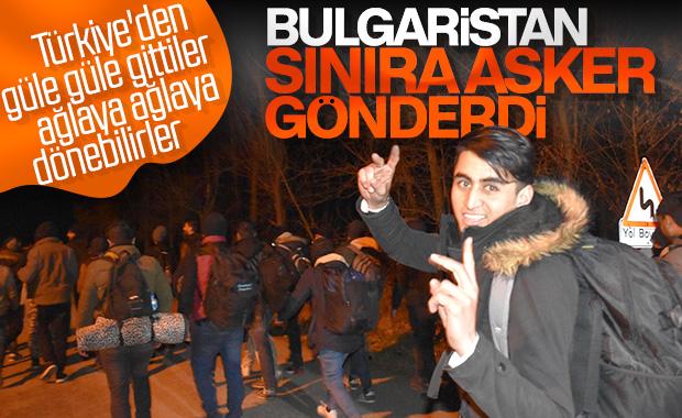 Bulgaristan mülteciler için asker gönderecek